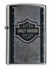 Zippo Harley-Davidson Métal Collection 2015 60000099 Street Chrome