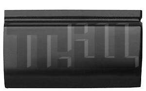 Outer Door Skin patch LEFT only 3rd Door 94-04 Chevy GMC S10 S15