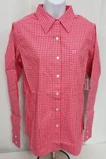 Wrangler George Strait For Her western cowgirl shirt.  Womens size MEDIUM