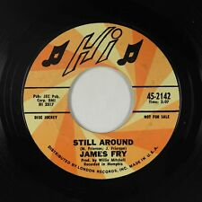 Northern/Deep Soul 45 - James Fry - Still Around - Hi - mp3