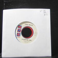 "Tony Bellus Robbin The Cradle / Valentine Girl 7"" VG+ NRC023 Vinyl 45"