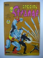 SEMIC MARVEL COMICS SPECIAL STRANGE N° 69 JUILLET 1990 TRES BON ETAT