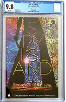 Spy Island #1 Lia Miterniqe Variant Cover Dark Horse Comics 2020 CGC 9.8