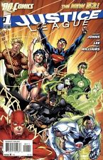Justice League #1 - First Print - Nov 2011 - New 52 [Paperback, DC Comics] NEW