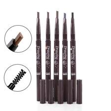 Eye Brow Waterproof Eyeliner Eyebrow Pen Pencil Brush Makeup Cosmetic With Brush
