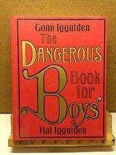 Gonn Hal Iggulden The Dangerous Book for Boys Essential Kit Hardback Rare
