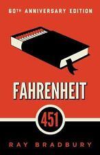 FAHRENHEIT 451 by Ray Bradbury (Paperback, 2012)