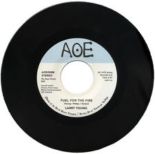 "LARRY YOUNG  ""FUEL FOR THE FIRE""     KILLER 70's RARE GROOVE"