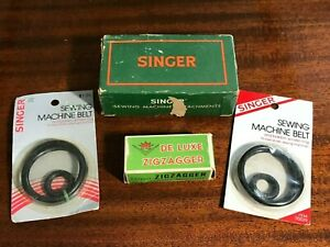 18 Vintage Singer Sewing Machine Accessories Attachments