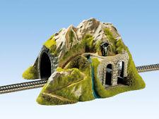NOCH 02220 échelle H0, Tunnel 1-voie, droit, 34x26cm #neuf emballage d'origine#
