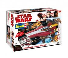 Star Wars VIII Revell Bausatz 06759 - Build & Play, Resistance A-Wing Fighter