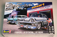 Revell 1956 Chevy Del Ray 2in1 1:25 scale model car kit new 4504