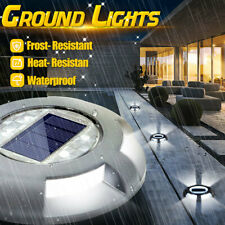 LED Ground Lamp Outdoor Pathway Garden Courtyard Corridor Lights Waterproof