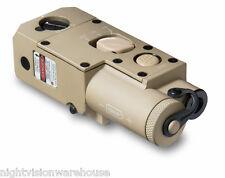Steiner CQBL-1 Rugged Class1 IR Laser Dual-Function Laser Aimer Tan (9031)