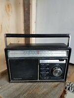 OLD Vintage Panasonic Am FM Radio