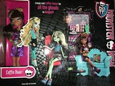 Monster High Coffin Bean With Special Clawdeen Wolf In Box