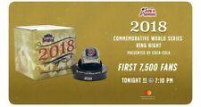Boston Red Sox 2018 World Series Ring Replica SGA Fenway Park NEW 4-11-2019