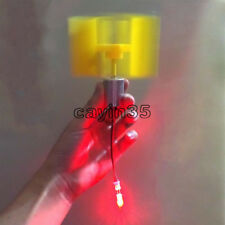 DC Micro Motor Small LED lights Vertical Axis Wind Turbine Generator Blades UK