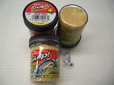 Berkley Power Bait Trout Bait Glitter Gulp Chunky Cheese 1x50g vetro - € 100g/6,98