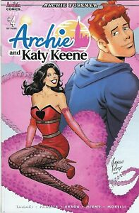 Archie and Katy Keene Comic 4 Cover B Variant Andrew Pepoy First Print 2020