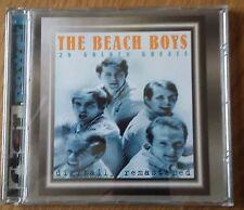 CD THE BEACH BOYS - 20 GOLDEN GREATS - COME NUOVO