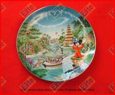 "Walt Disney World 25th Anniversary ""Adventureland"" Bradford - NIB"