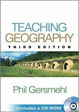 Teaching Geography, Third Edition by Phil Gersmehl (2014, Hardcover, Revised)