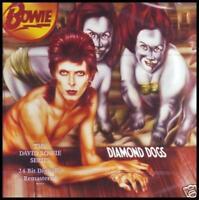 DAVID BOWIE - DIAMOND DOGS D/Remaster CD ~ REBEL REBEL~1984~SWEET THING ++ *NEW*