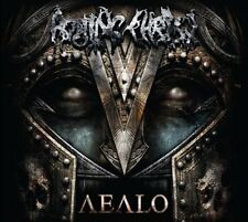 Rotting Christ - AEALO CD+DVD 2010 limited digipack atmospheric metal Greece