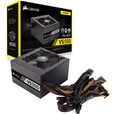ALIMENTATORE CORSAIR 550W Power SupplyCorsair VS550 80+ PLUS