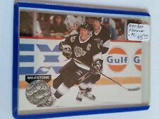 1991-92 Pro Set Platinum PC #PC14 Wayne Gretzky : Los Angeles Kings