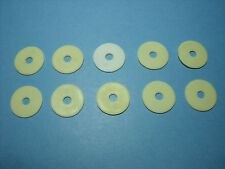 10  REAR  WHEEL  HUBS    VROOM  1/18   F1  ACCESSORIES   MATTEL  MINICHAMPS