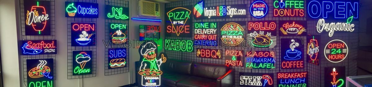Virginia LED Signs