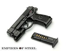 New 1/6 Semi-automatic Pistol Rifle Model Plastic Guns Weapon QSZ92 Toys Gifts