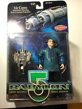 1997 Babylon 5 Vir Cotto w/Heavy Warship Wb Toy Previews Exclusive
