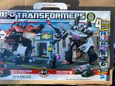KRE-O Transformers Battle for Energon 98812 NEW SEALED. Optimus Megatron