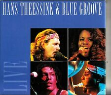Hans Theessink & Blue Groove -Live In Concert CD -1993 (Soul/Blues)
