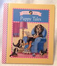 Rainbow Books Mother Goose Puppy Tales (hardback)