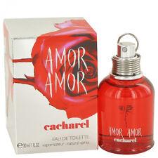 Women Amor Amor by Cacharel 1.0 oz Eau de Toilette Spray NIB Sealed (Not 3.4)