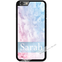 For iPhone 7 Case Cover PERSONALISED Name Pretty Marble Y01540