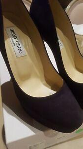 Jimmy Choo Clue black heels size 38