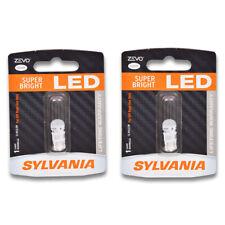 Sylvania ZEVO Parking Light Bulb for Nissan Multi Pathfinder 240SX 370Z dl