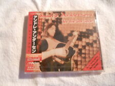 "Andre Andersen ""In the late hour"" 1999 Japan cd  VICP-60668  Sealed"