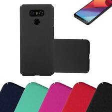 Hard Cover for LG G6 Shock Proof Case Frosty Mat Rigid TPU