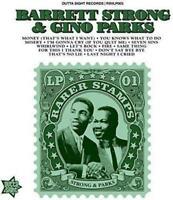 BARRETT STRONG & GINO PARKS - RARER STAMPS VOL.1 Vinyl LP (NEW) RSLP003