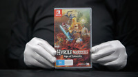 Hyrule Warriors Age of Calamity NS Game Boxed - 'The Masked Man'