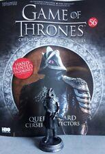 Game Of Thrones GOT Official Collectors Models #56 Queensgaurd Soldier Figurine