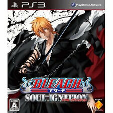 PS3 Import Japan BLEACH SOUL IGNITION PlayStation 3