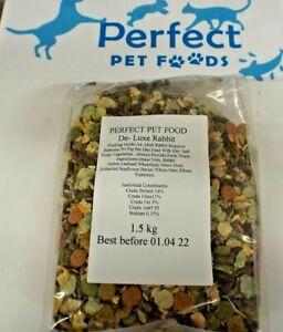 1.5 kg De Luxe Rabbit Food