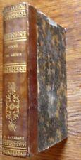 Livre scolaire COURS DE CHIMIE 1859 Boutet de Monvel
